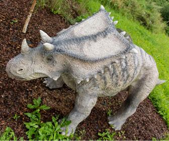 カスモサウルスのイラスト