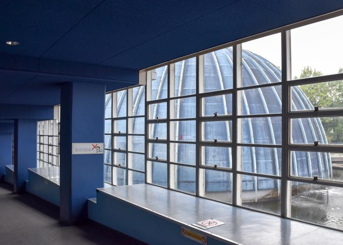 京都市青少年科学センターのプラネタリウム