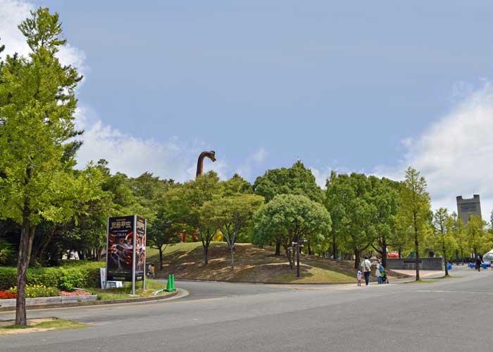 豊橋総合動植物園(のんほいパーク)の園内